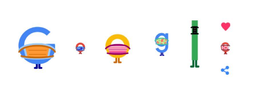 Google Pun Pakai Mask - Coronavirus disease