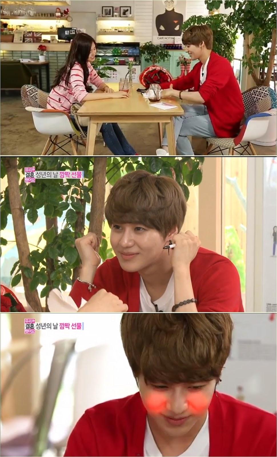 Taemin and naeun wgm episode 1 eng sub / Assassinio sul nilo cast