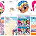 Shimmer y Shine: Actividades de Nickelodeon para Imprimir Gratis.