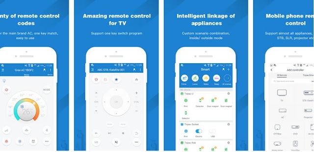 Cara Membuat Remote dengan Android Menggunakan Aplikasi