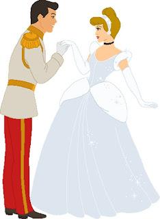 Cinderella Free Printable Image.