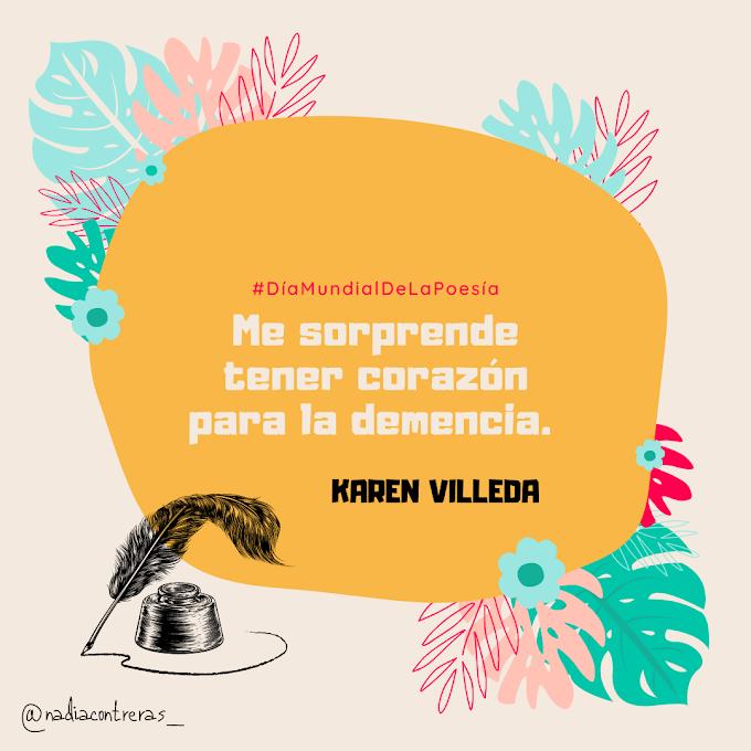Postales para compartir por el #DíaMundialDeLaPoesía