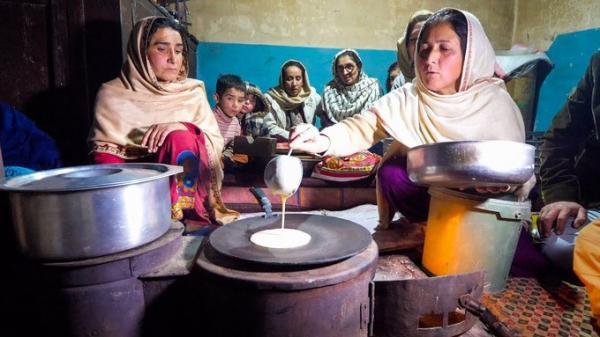 Bộ lạc sống thọ và có nhiều phụ nữ đẹp nhất thế giới, 60 tuổi vẫn có thể sinh con 8
