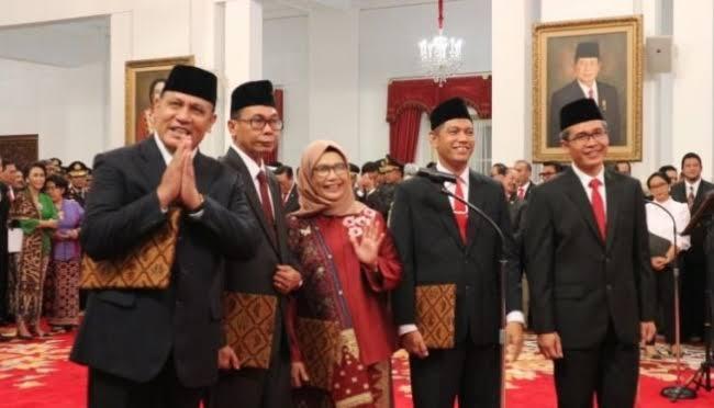 Pimpinan KPK Minta Kenaikan Gaji, PP Pemuda Muhammadiyah Pertanyakan Harun Masiku