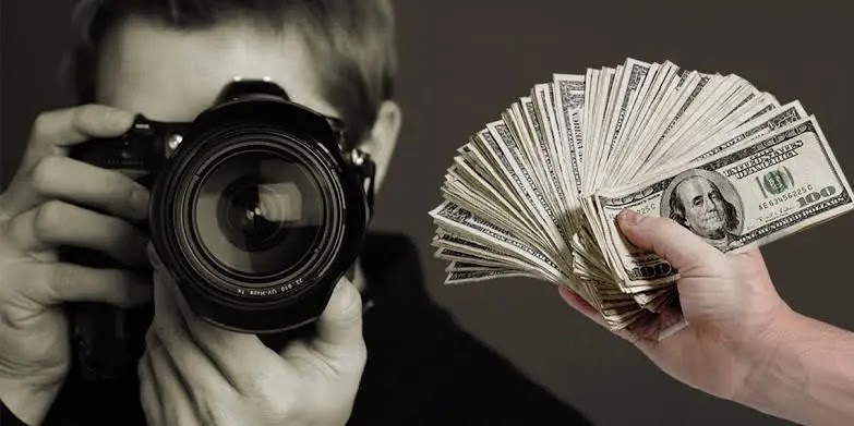 الربح من بيع الصور الفوتوغرافية على الانترنت