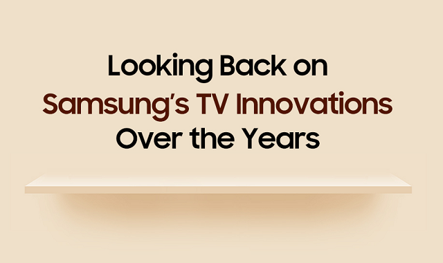 Samsung TV success timeline