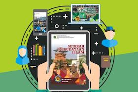 Download Buku SKI Madrasah Aliyah - KMA 183 - 2019