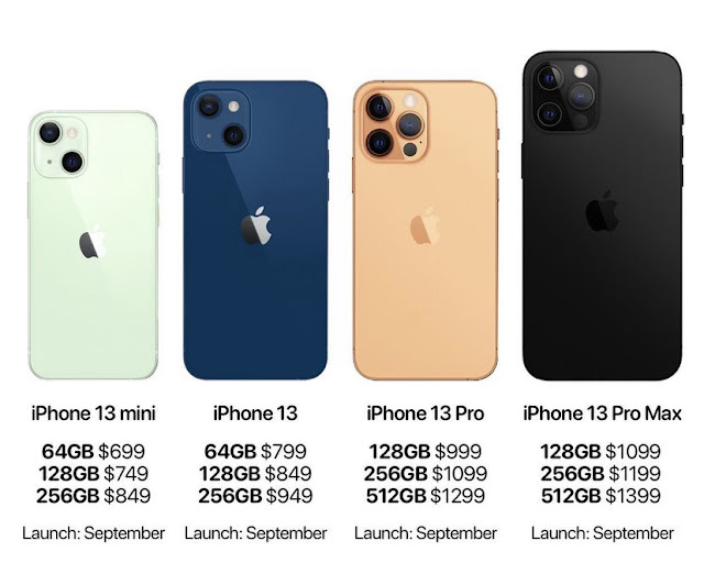iPhone-13-Prices-USA