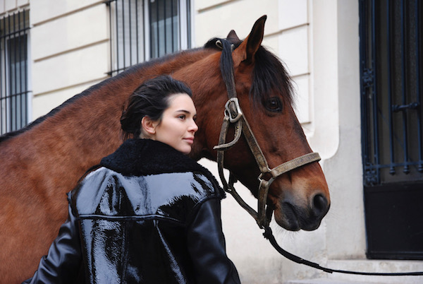 Air Paris And Miniac Films Reveal  The Encounter  For Longchamp Featuring Kendall Jenner