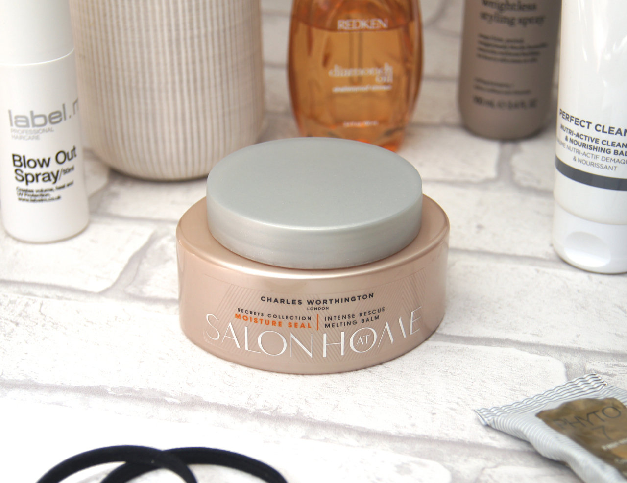 charles worthington intense rescue melting balm hair treatment review
