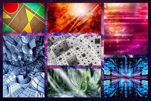 Wallpapers abstractos HD - Pack 32