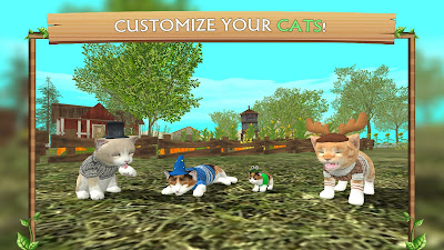 Cat Sim Online Play with Cats MOD APK