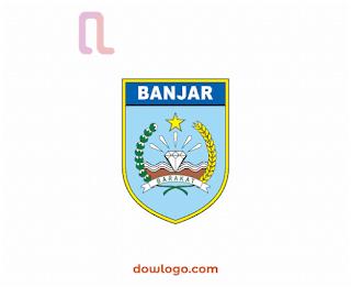 Logo Kabupaten Banjar Vector Format CDR, PNG