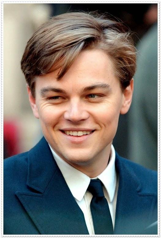 Mode Germany Leonardo DiCaprio Frisuren
