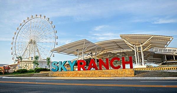 5 Reasons to Visit Sky Ranch Tagaytay (Sky Fun Amusement Park)