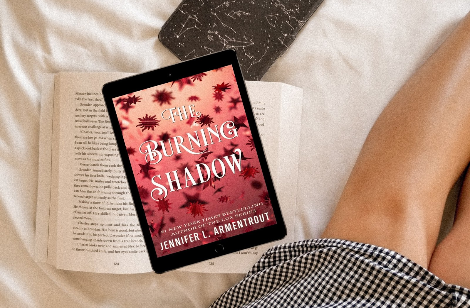 Phenomenal Shocking Action Packed The Burning Shadow By Jennifer L Armentrout Whispering Chapters