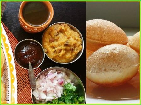 How To Make Panipuri And Water At Home | Golgappe |