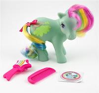 My Little Pony 35th Anniversary Retro G1 Sunlight