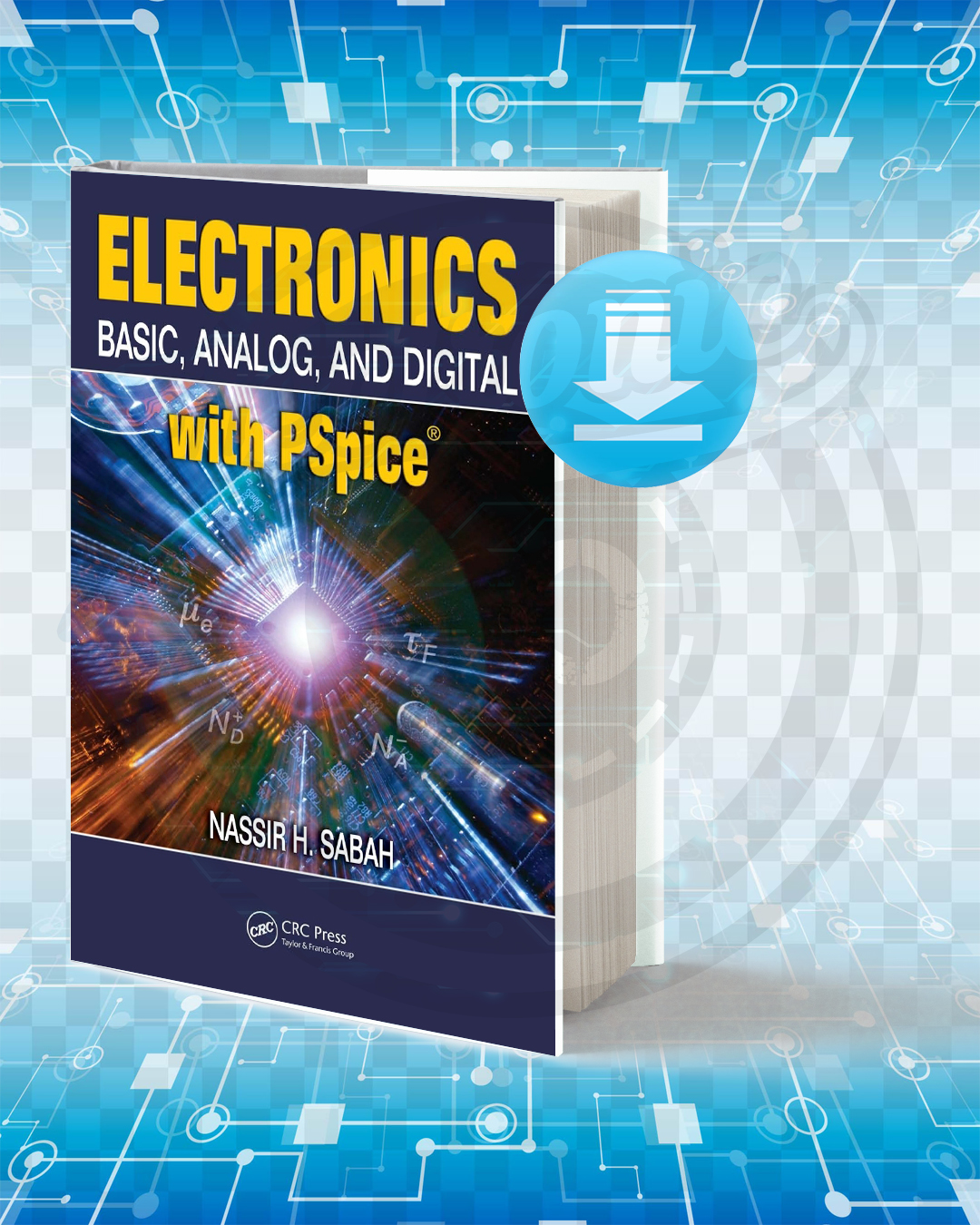 Free Book Electronics Basic Analog and Digital with PSpice pdf.