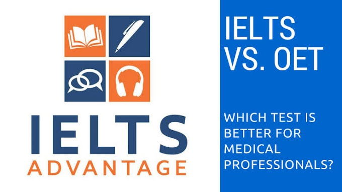 Why Nurses should Go for OET Exams instead of IELTS