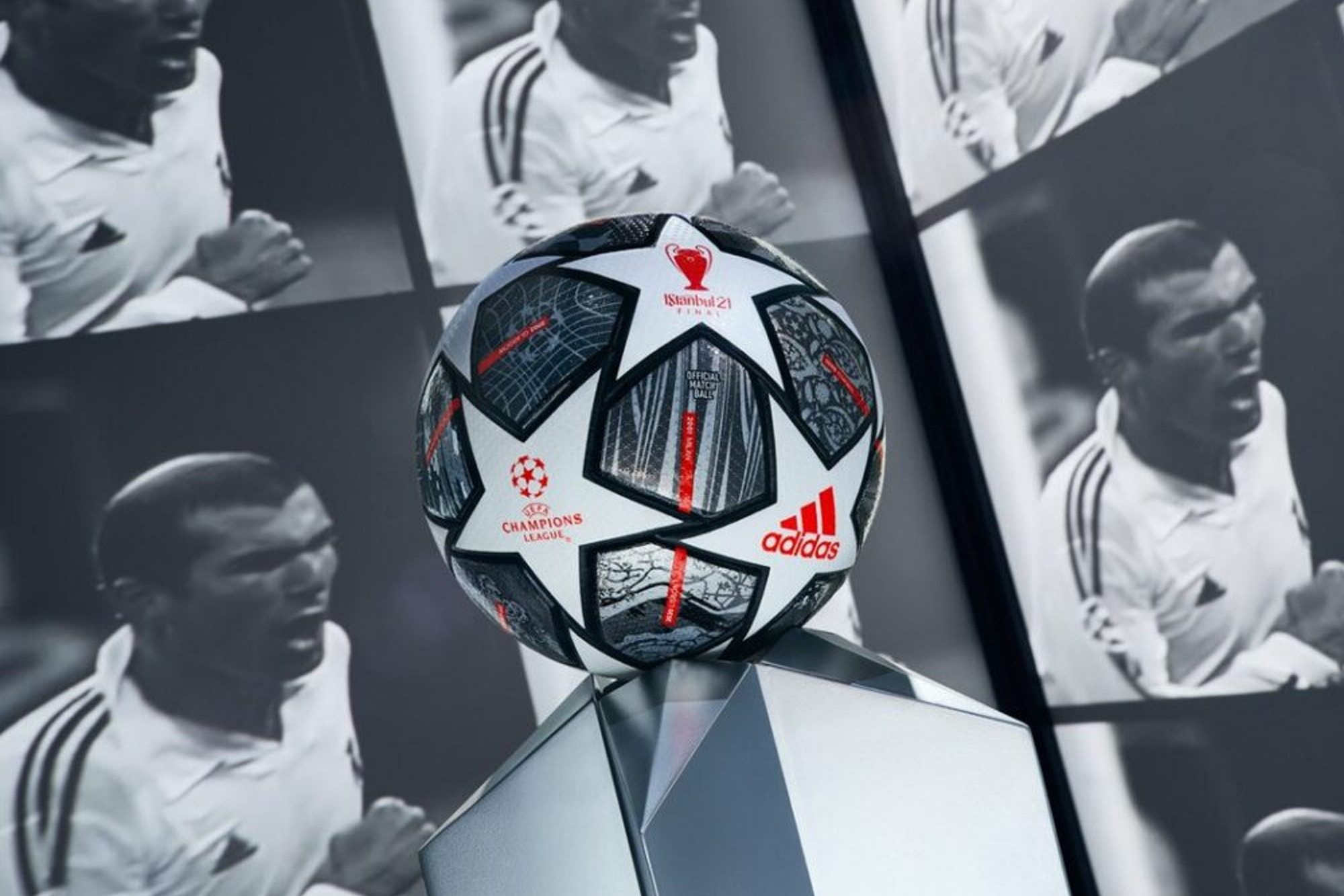 Adidas Finale Istanbul 21 UEFA 2021