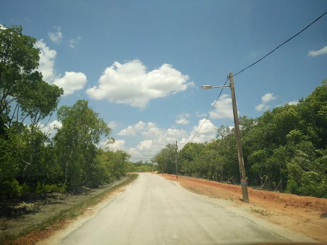 Misi Mencari Mee Udang BNO & Coconut Shake Pasir Penambang