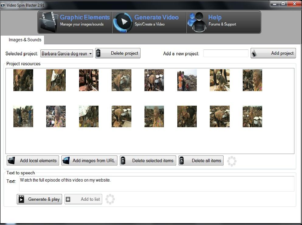 Video spin blaster pro video spinner tutorials 9install. Com.