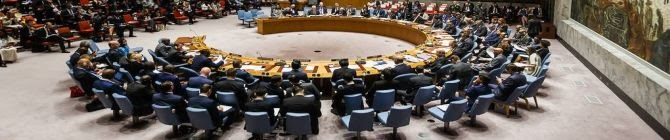 UN Security Council Adopts Resolution To Hold Taliban To Its Pledges