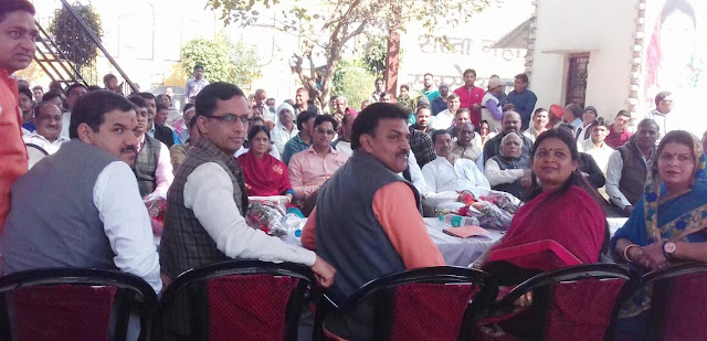 Party workers important for continuous victory: Kavita Jain