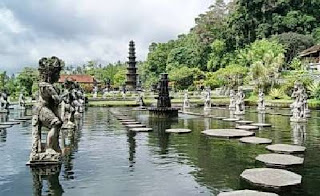 FULL DAY THE GATES HAEVAN BALI TOUR