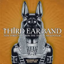 NEW THIRD EAR BAND's RECORD ON SALE!
