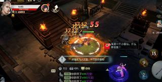 Tải game Trung Quốc 侠客行 Hiệp Khách Hành Free Tool GM + 999999999 KNB Free Full
