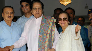 Dilip Kumar spends his birthday in hospital