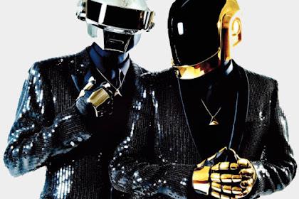 10+ Lagu Daft Punk Terbaik yang Ngebeat dan Enak Didengar