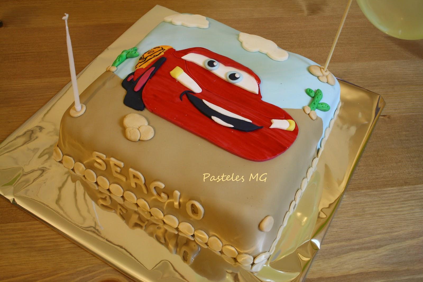 Pasteles Para Nio Catering Y Pasteles Para Fiestas Infantiles - Como-decorar-una-tarta-de-cumpleaos-para-nios