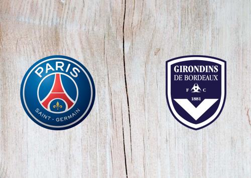 PSG vs Bordeaux -Highlights 28 November 2020