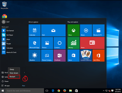 safe mode with networking windows 10 part 1