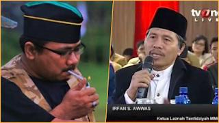 Majelis Mujahidin: Kabinet Jokowi Angkat Satpam Gereja Jadi Menag