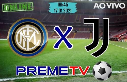 Internazionale x Juventus Ao Vivo