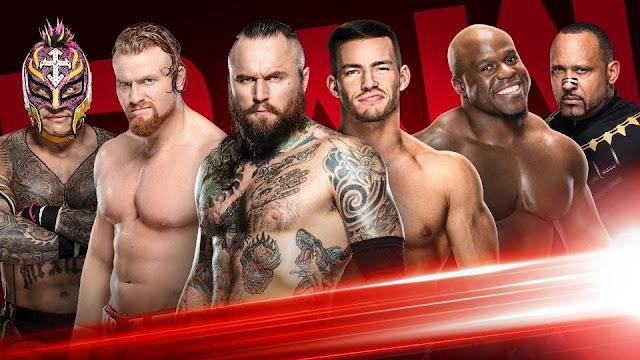 Novos combates qualificatórios são anunciados para o próximo RAW