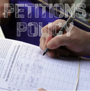 The Coal Point Chronicle: LMCC Petitions Policy up for comment