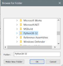 add python path