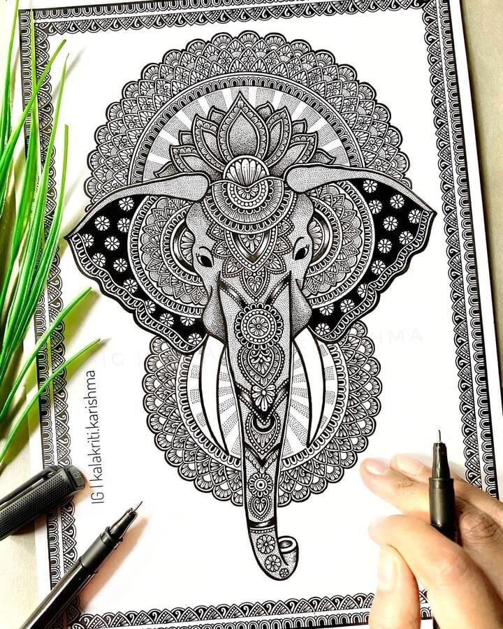 02-Elephant-Karishma-Srivastava-www-designstack-co