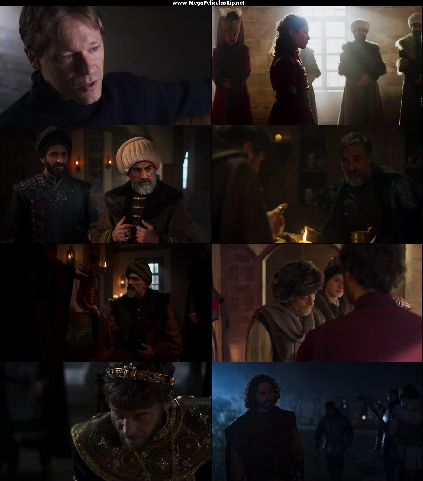 Rise Of Empires Ottoman Temporada 1 720p Latino