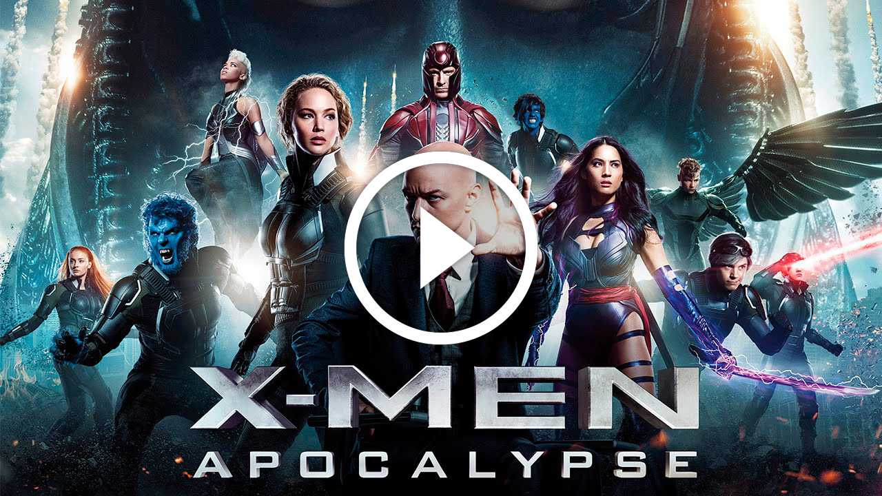 Watch X-Men: Apocalypse 2016 online full movie for free | HDMovie8