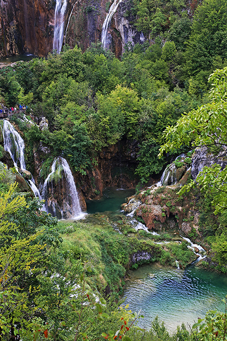 20 Days, 20 Cities, 6 Countries - Part 5: Plitvice National Park, Croatia