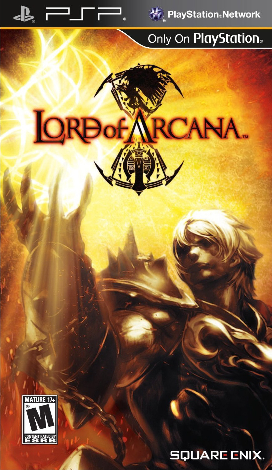 Lord of Arcana - PSP - ISO Download