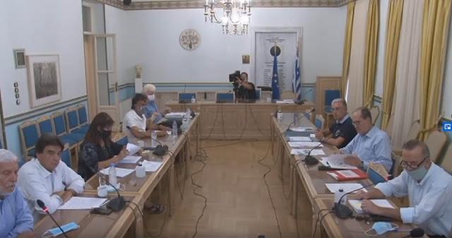 Συνεδρίαση του Περιφερειακού Συμβουλίου Πελοποννήσου στις 29 Δεκεμβρίου (τα θέματα)