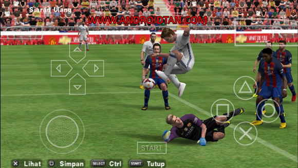 FIFA 18 ISO PPSSPP/PSP + Save Data Terbaru Gratis Full Version 2017