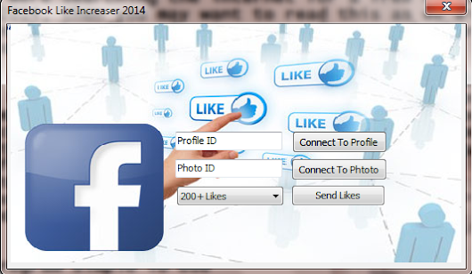 Facebook Likes Adder 2014 (Officially Released By SHT TEAM)